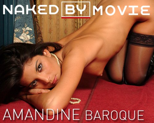 Amandine - `Baroque` - for NAKEDBY VIDEO