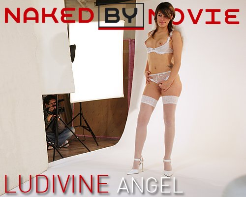 Ludivine - `Angel` - for NAKEDBY VIDEO
