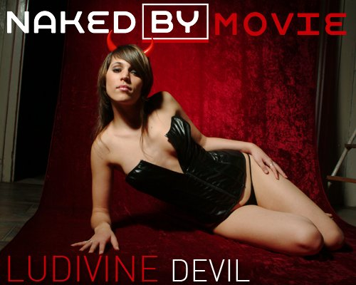Ludivine - `Devil` - for NAKEDBY VIDEO