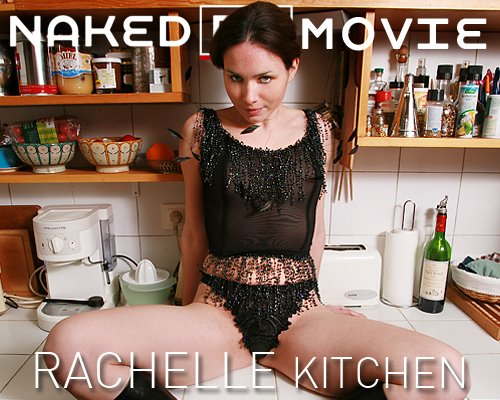 Rachelle in Kitchen video from NAKEDBY VIDEO