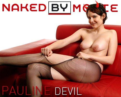 Pauline - `Devil` - for NAKEDBY VIDEO