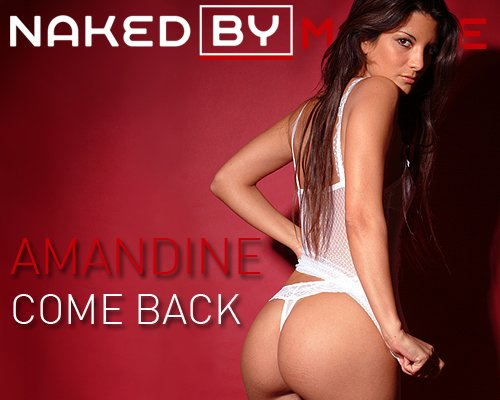 Amandine - `Come Back` - for NAKEDBY VIDEO