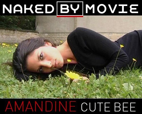 Amandine - `Cute Bee` - for NAKEDBY VIDEO