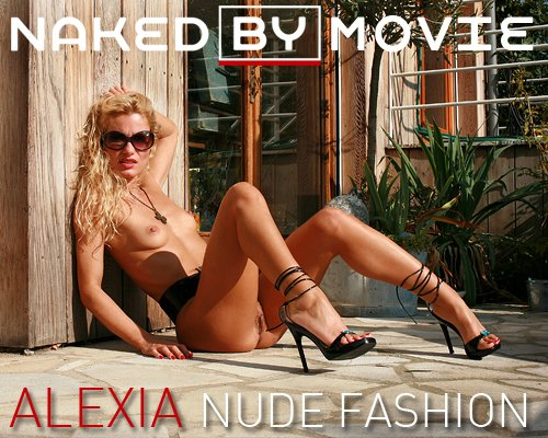 Alexia - `Nude Fashion` - for NAKEDBY VIDEO