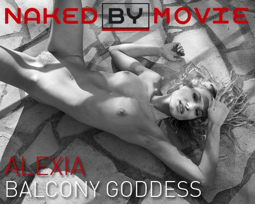 Alexia - `Goddess` - for NAKEDBY VIDEO