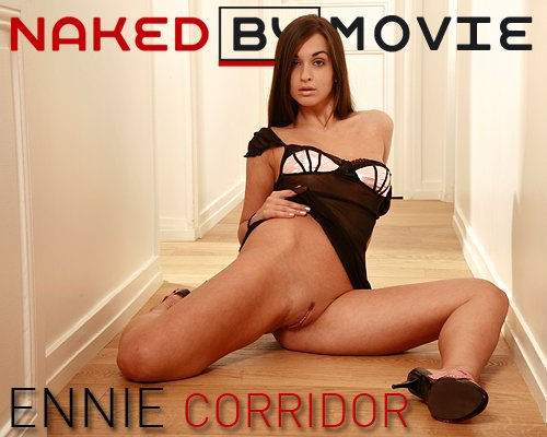 Ennie - `Corridor` - for NAKEDBY VIDEO