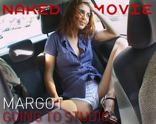 Margot - `Going to Studio` - for NAKEDBY VIDEO