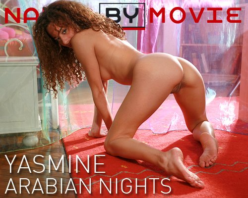 Yasmine - `Arabian Nights` - for NAKEDBY VIDEO
