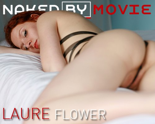Laure - `Flower` - for NAKEDBY VIDEO