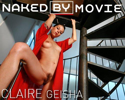 Claire - `Geisha` - for NAKEDBY VIDEO