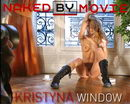 Kristyna in Window video from NAKEDBY VIDEO