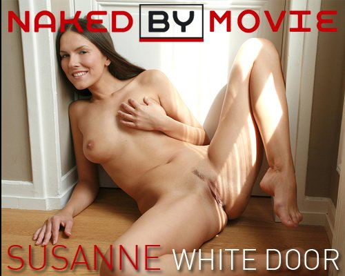 Susanne - `White Door` - for NAKEDBY VIDEO