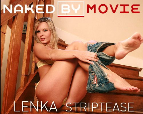 Lenka - `Striptease` - for NAKEDBY VIDEO