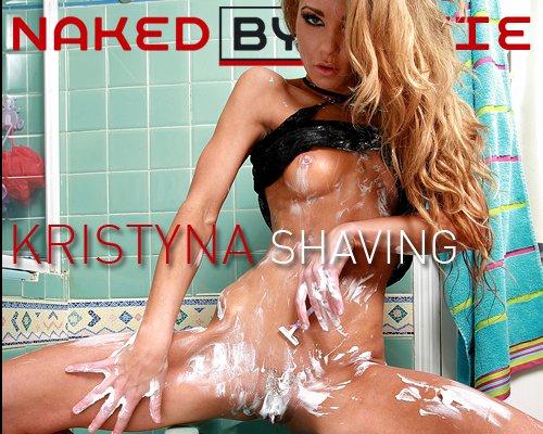 Kristyna - `Shaving` - for NAKEDBY VIDEO