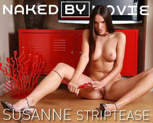 Susanne - `Striptease` - for NAKEDBY VIDEO