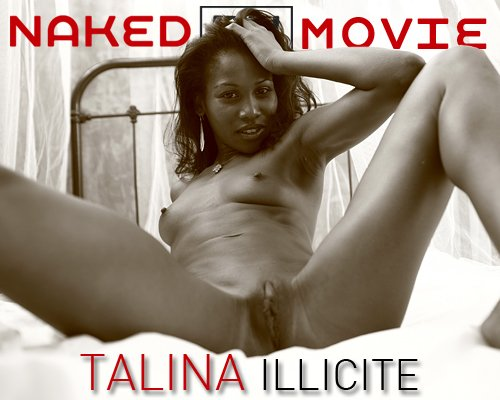 Talina - `Illicite` - for NAKEDBY VIDEO