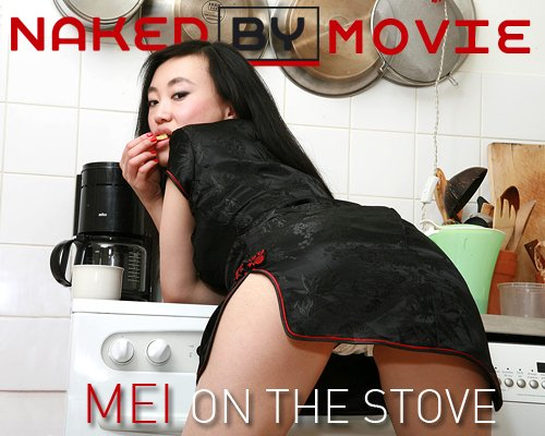 Mei - `On The Stove` - for NAKEDBY VIDEO