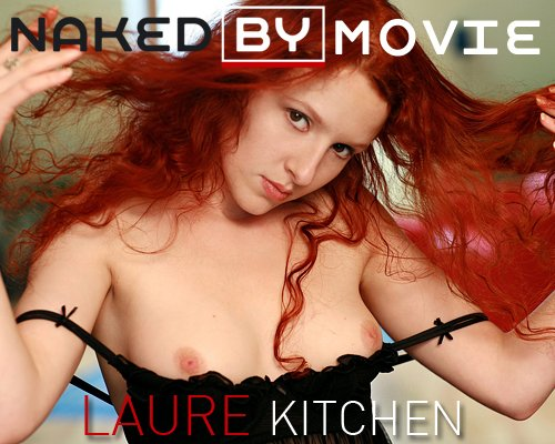 Laure - `Kitchen` - for NAKEDBY VIDEO
