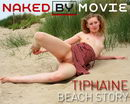 Tiphaine in Beach Story video from NAKEDBY VIDEO