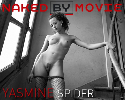 Yasmine - `Spider` - for NAKEDBY VIDEO