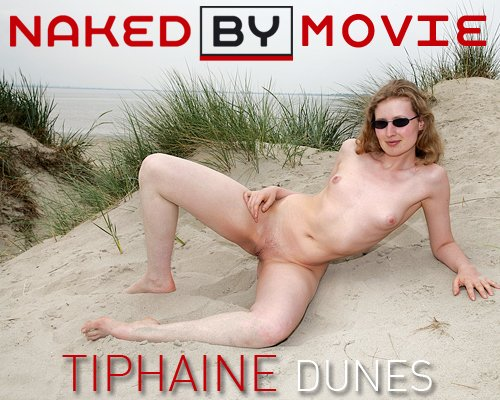 Tiphaine - `Dunes` - for NAKEDBY VIDEO