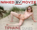 Tiphaine in Dunes video from NAKEDBY VIDEO