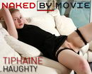 Tiphaine in Haughty video from NAKEDBY VIDEO