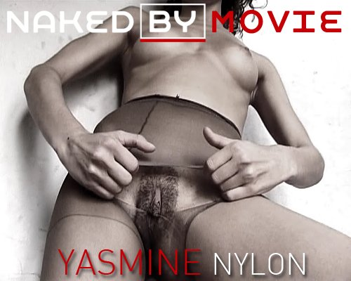 Yasmine - `Nylon` - for NAKEDBY VIDEO