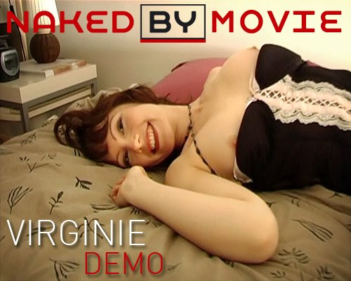 Virginie - `Demo` - for NAKEDBY VIDEO