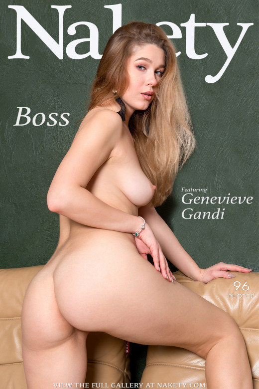 Genevieve Gandi in Boss gallery from NAKETY by Caesar