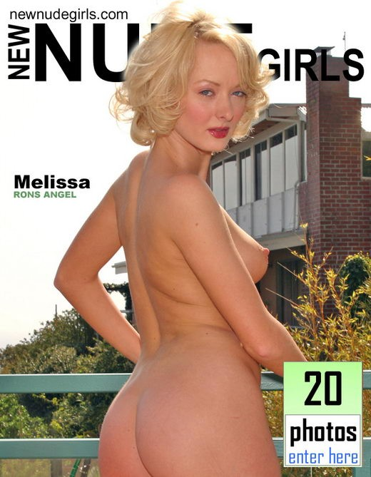 Melissa - `20 images` - by Ron Harris for NEWNUDEGIRLS