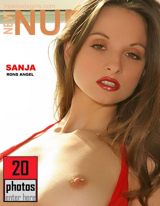 Sanja - by Ron Harris for NEWNUDEGIRLS