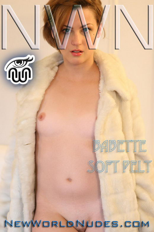 Babette - `Soft Pelt` - for NEWWORLDNUDES