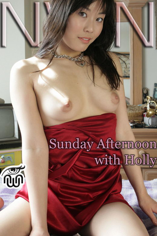 Holly - `Sunday Afternoon` - for NEWWORLDNUDES