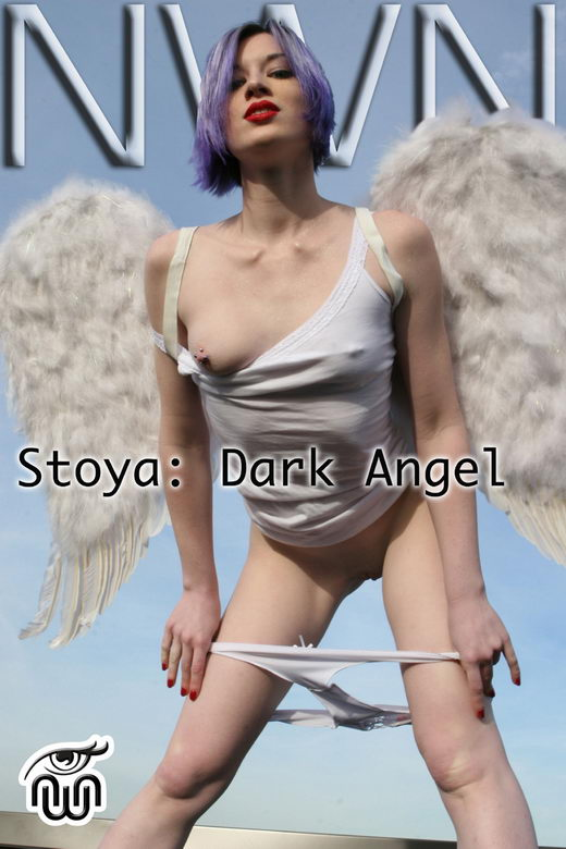 Stoya - `Dark Angel` - for NEWWORLDNUDES
