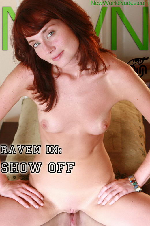 Raven - `Show Off` - for NEWWORLDNUDES