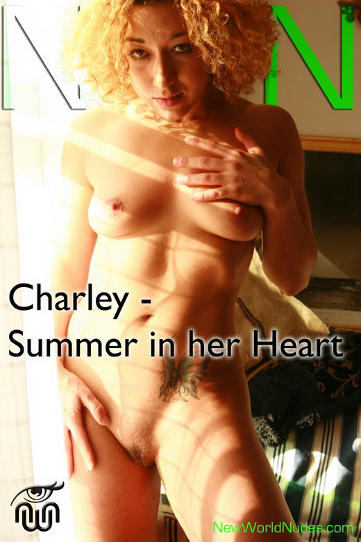 Charley - `Summer in the Heart` - for NEWWORLDNUDES