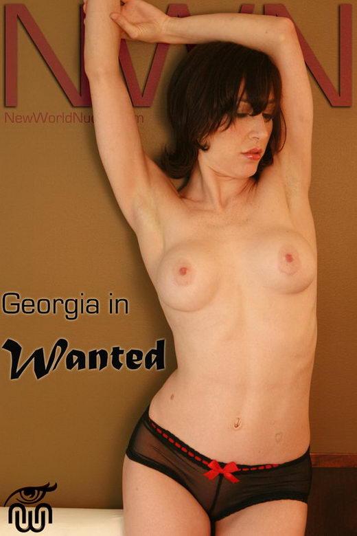 Georgia in Wanted gallery from NEWWORLDNUDES