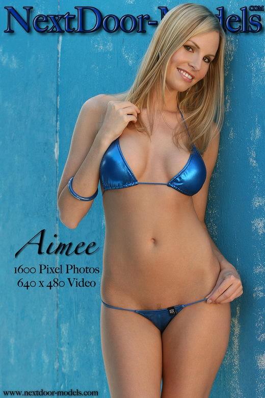 Aimee Addison - by Oliver Klozov for NEXTDOOR-MODELS2