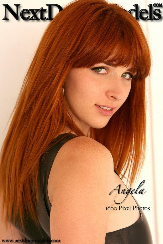 Angela Austin - by Oliver Klozov for NEXTDOOR-MODELS2