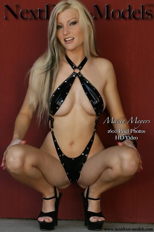 Macie Meyers - by Oliver Klozov for NEXTDOOR-MODELS2