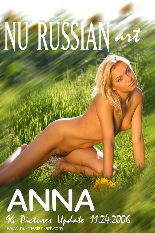 Anna - for NU-RUSSIAN-ART