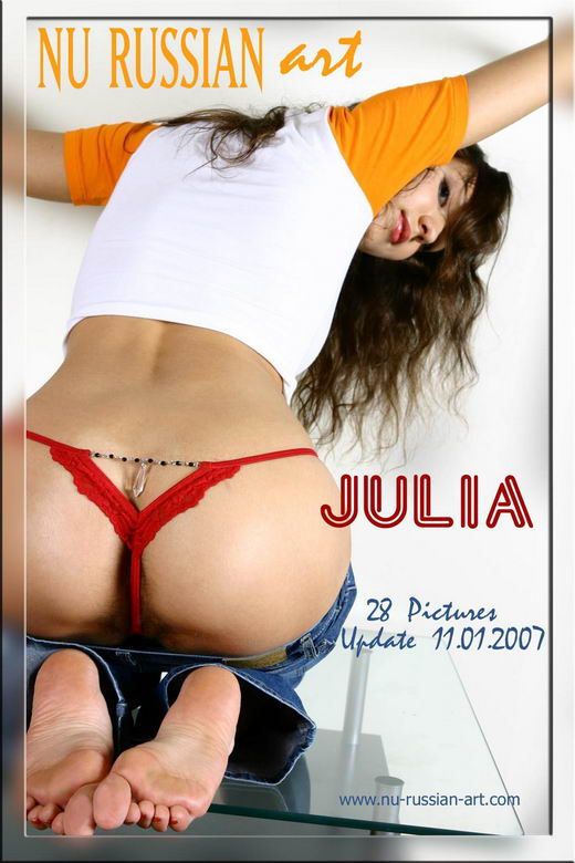 Julia - for NU-RUSSIAN-ART