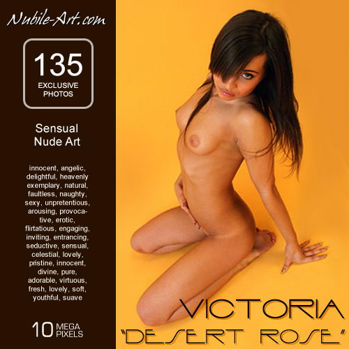 Victoria - `Desert Rose` - for NUBILE-ART