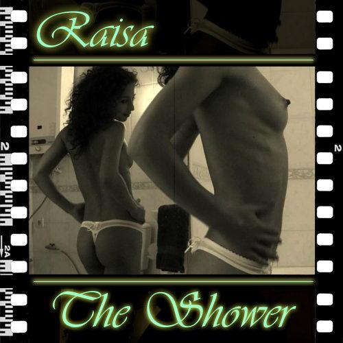 Raisa - `The Shower` - for NUBILE-ART