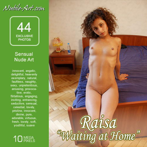 Raisa - `Waiting at Home` - for NUBILE-ART