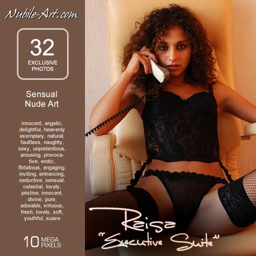 Raisa - `Exectutive Suite` - for NUBILE-ART