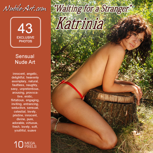 Katrinia - `Waiting for a Stranger` - for NUBILE-ART