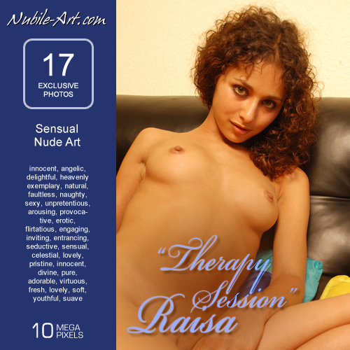 Raisa - `Therapy Session` - for NUBILE-ART