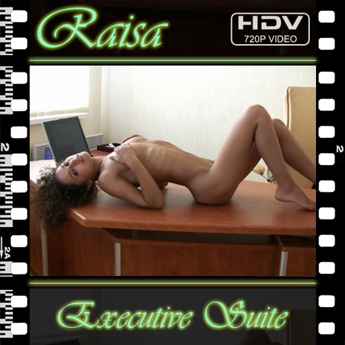 Raisa - `Executive Suite` - for NUBILE-ART